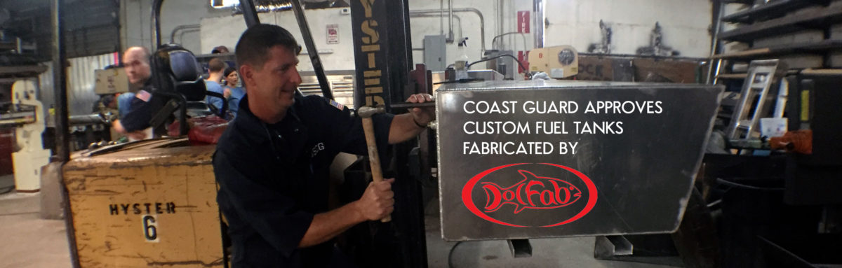 Coast Guard Certification on Marine Metal Fabrication