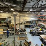 Picture of Dolfab metal fabrication shop